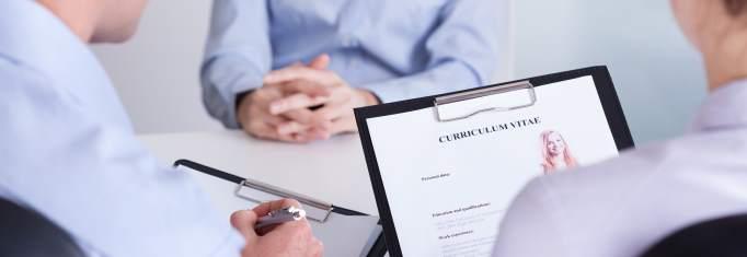 Priprava življenjepisa