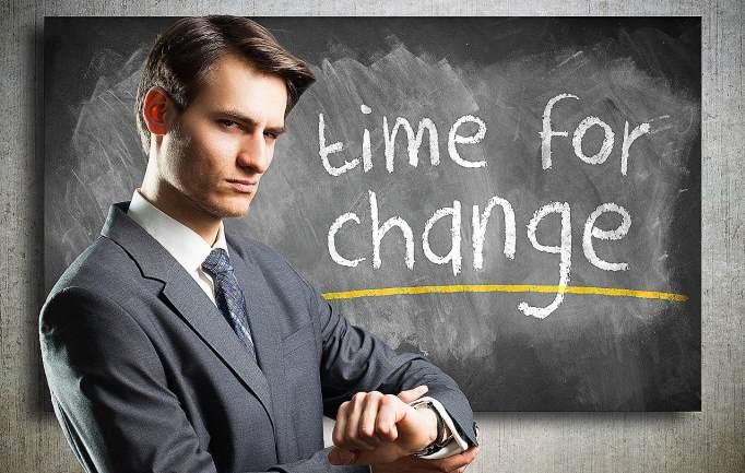 Čas je za spremembo vaše kariere