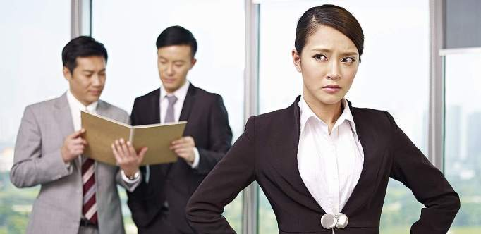 Spolna diskriminacija na delovnem mestu