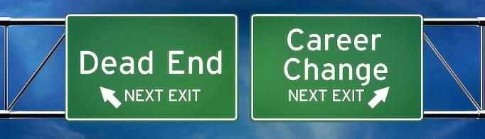 Pokažite, da ste pripravljeni na spremembo kariere