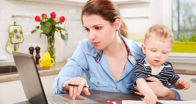 Kako poteka delo od doma?