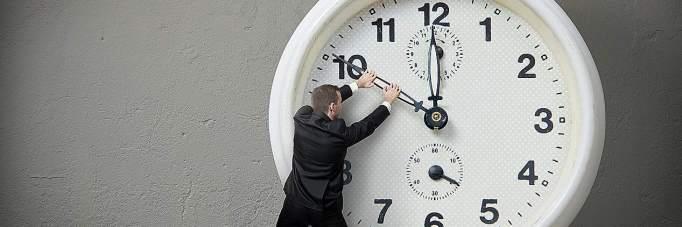 Upravljajte s svojim časom