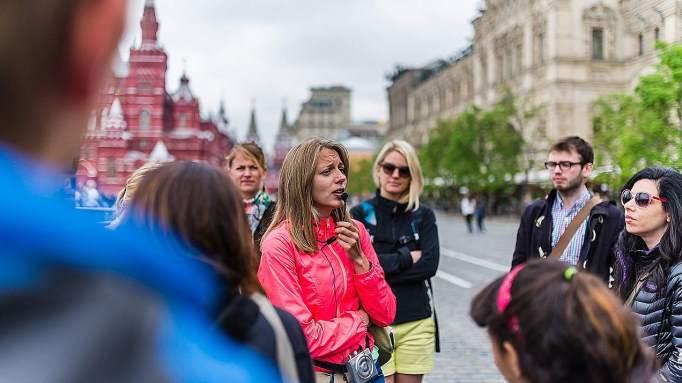 Delo turističnega vodnika morate opravljati z veseljem