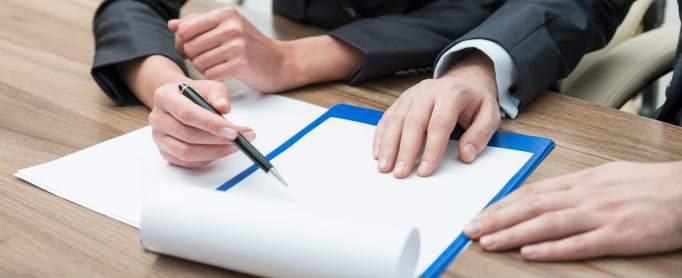 Pogodba ob prvi zaposlitvi