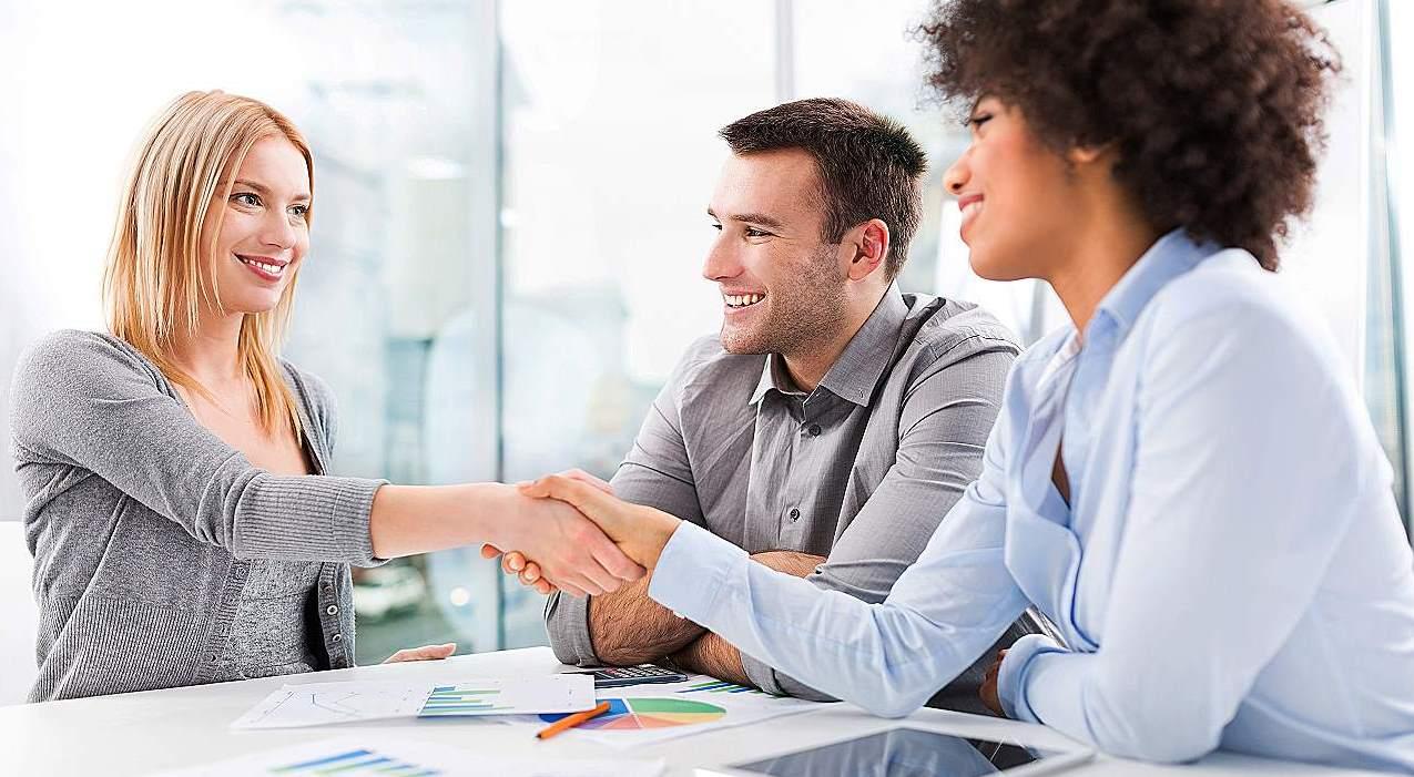 Na informativnem razgovoru vodite pogovor