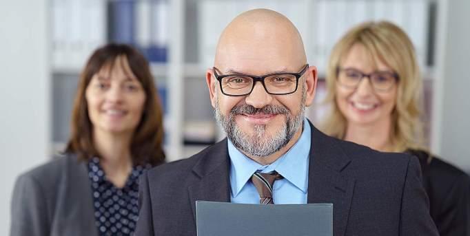 Življenjepis iskalcev zaposlitve 45+