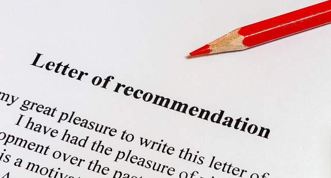 Kako napisati priporočilo?
