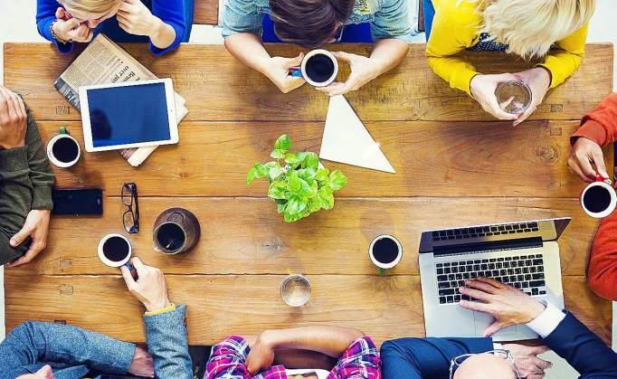Startup sestanek