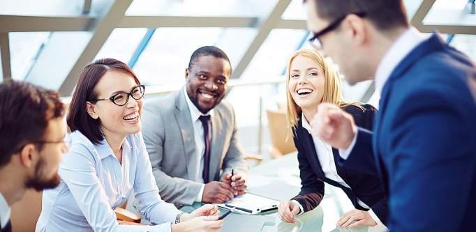 S humorjem premagajte stres na delovnem mestu