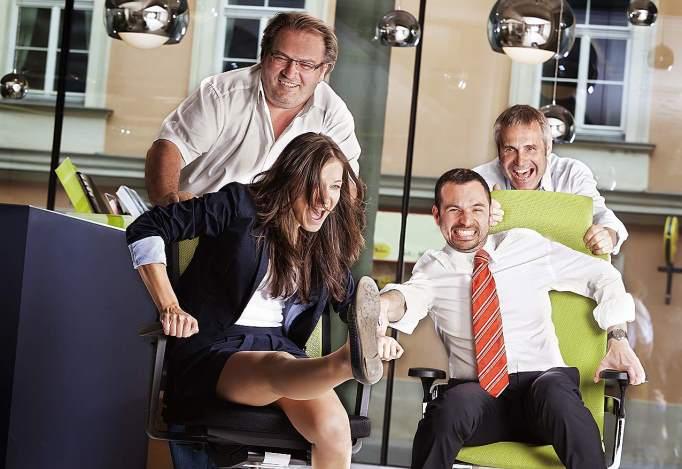 Humor je zdravilo za delovno utrujenost