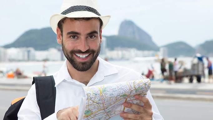 Turistični vodnik mora na razgovoru pokazati vodstvene sposobnosti
